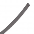 Full Plastic Rope 1.5mm Dark Grey x 50cm