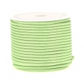 Polyester Cord Snake Skin imitation 2 mm Lime Tree Colour x10 m