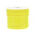 Polyester Cord Snake Skin imitation 1.5mm yellow x10 m
