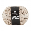 Ball of 100 meters of waxed cotton by House Doctor 1 mm Natural