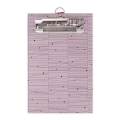 Working or Deco Clipboard by House Doctor 13x20 cm Mauve