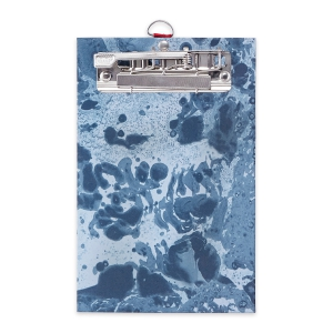 Working or Deco Clipboard by House Doctor 13x20 cm Blue
