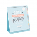 Desk calendar 2017 by Mr. Wonderful I have big projects for you