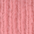 Minky  - Chenille Soft Cuddle Solid Rose Coral x10cm