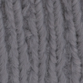 Minky  - Chenille Soft Cuddle Solid Grey x10cm
