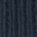 Minky  - Chenille Soft Cuddle Solid Navy Blue x10cm