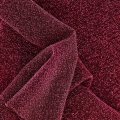 Shimmering Jersey Fabric - Pink glitter x10cm