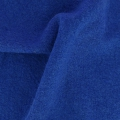 Boiled Wool Fabric - Electric Blue x10cm