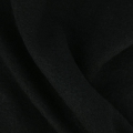 Boiled Wool Fabric - Black x10cm