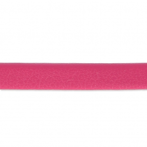 Double leather lace 5mm Fuchsia x1m