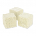 Mini carré refractory supports for ceramic baking plates x 4