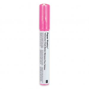 Paper Chalk Marker Poetry 3mm for slate and glas Pink