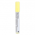 Paper Chalk Marker Poetry 3mm for slate and glas Yellow