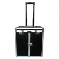 Tray for Jewelry Suitcase 8 Compartments Black x1