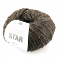 Wool by Fashion Star Brown/Silver x50g