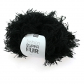 Super Fur Wool by Fashion Black x50g