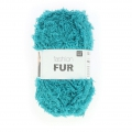 Fur Wool by Fashion Turquoise x50g