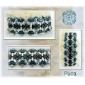 IOS® by Puca® 5,5x2,5mm Silver Mat x10g