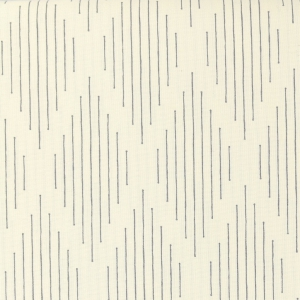 Nordic Cotton Fabric - Scandinavian Style - Natural Harlequin x10cm