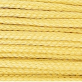 Griffin European Braided Nylon Thread 1 mm Amber x25m