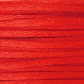 European Griffin Satin rat's tail 1 mm Red x25m