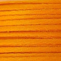 European Griffin Satin rat's tail 1 mm Orange x25m