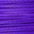 European Griffin Satin rat's tail 1 mm Lilac Purple x25m