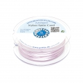 European Griffin Satin rat's tail 1 mm Light Pink x25m