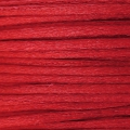 European Griffin Satin rat's tail 1 mm Garnet x25m
