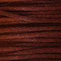 European Griffin Satin rat's tail 1 mm Brown x25m