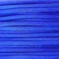 European Griffin Satin rat's tail 1 mm Blue x25m