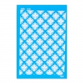 Silk Screen Moiko 74x105 mm - Small Flourish Pattern 8.06
