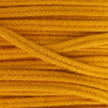 Shiri Velvet Braid Made in Italy 4 mm Mustard x1m