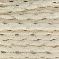 Shay Metal Velvet Braid Made in Italy 4 mm Ivory/Silver x1m
