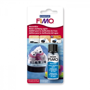 Fimo additive for Waterglobes/Snowdomes/Snowstorms x10 ml