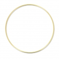 Nude  brass circle for Dreamcatcher,  Suspension and Lamps  22.5 cm