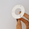 Reducer for circle head lampshade White