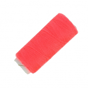 Cotton Imitation bobbin to realize Tassels neon pink x120m
