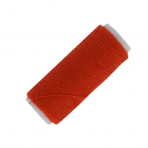 Cotton Imitation bobbin to realize Tassels Red x120m