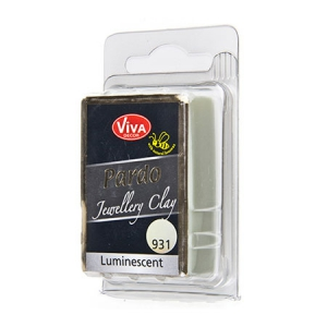 Pardo Viva Decor Jewellery Clay56g Neon n°931 Luminescent