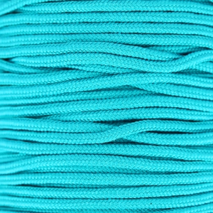 Parachute Cord 2.5 mm Turquoise x1m