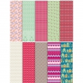 Assortiment Paper Patch 30x40 cm 10 differents Models x 3 sheets