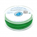 Griffin European Braided Nylon Thread 0.3 mm Green x25m