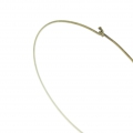 Choker 1.8 mm 13 cm antique bronze x1