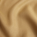 Viscose Crepe Couture Fabric - Crêpe Mustard x10cm