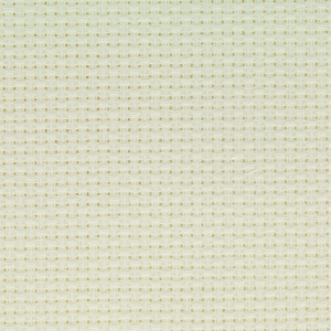 AÏDA FABRICS FOR CROSS STITCH DMC 5.5 pts/cm (n°ECRU) 35x45 cm Ecru x1