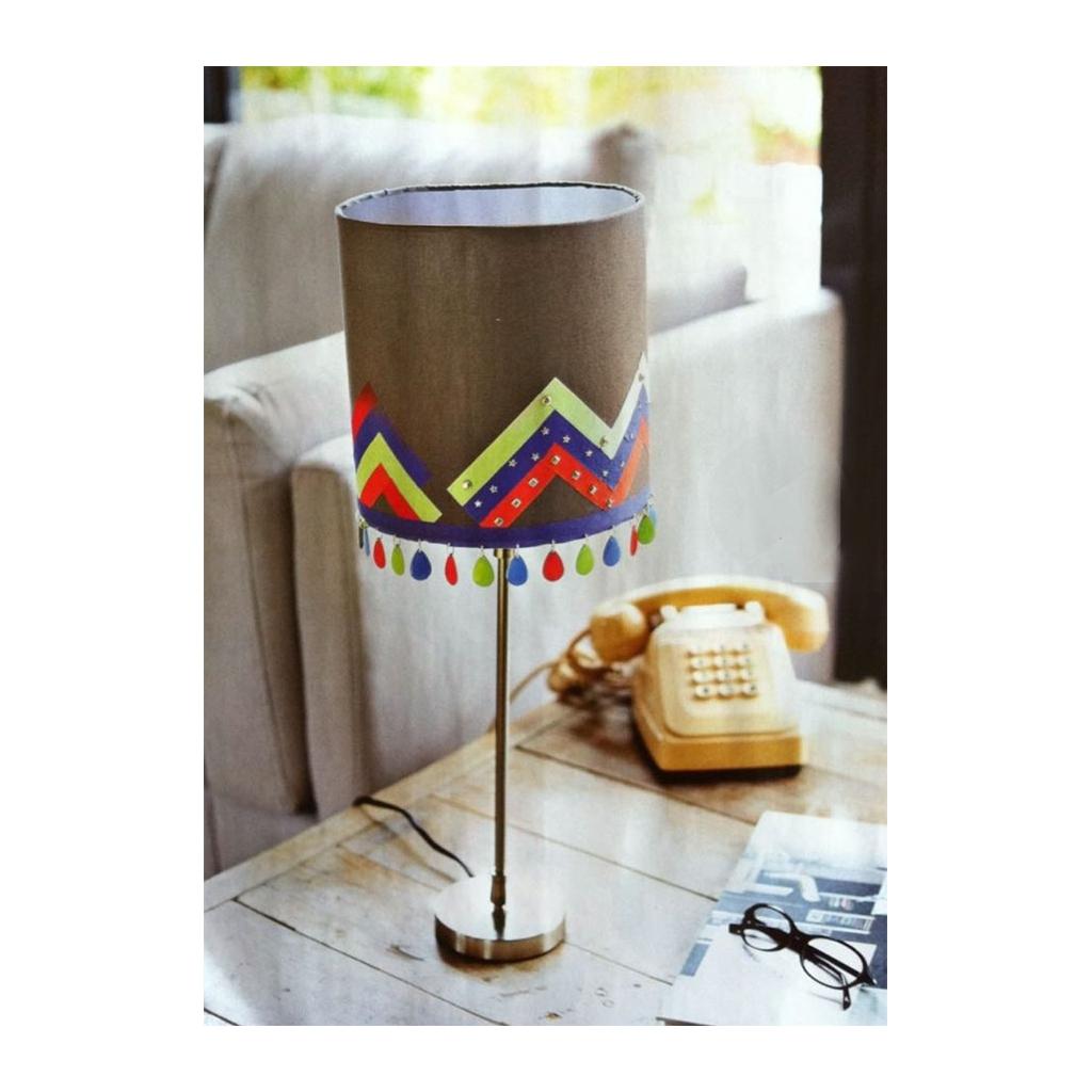 Pied De Lampe Am Pm pied de lampe en bois brut pour la création d'abat-jour 43 cm classique x1