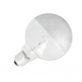 Standard light bulb E27 for the creation of lamp Globe silver
