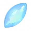 Swarovski Navette 4227 32x17mm Crystal AB Ultra Blue