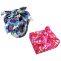 Fabric Bouquet Sauvage - Little Flowers  Pink x10cm